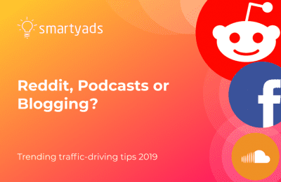 How to Drive Traffic to Your Website with Reddit, Podcasts and Blogging