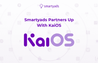 The Largest Feature Phone Market on Your Fingertips: Smartyads Partners with KaiOS