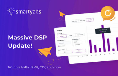 Massive  DSP Update: New Formats, More Traffic, On-Demand Analytics, and More!