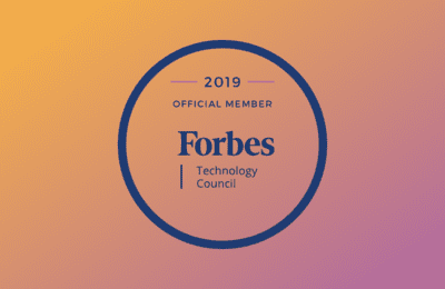 CEO of SmartyAds Joins  Forbes Technology Council!