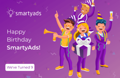 Dance & Fun till the Morning Sun: Celebrating 9th B-Day of SmartyAds!