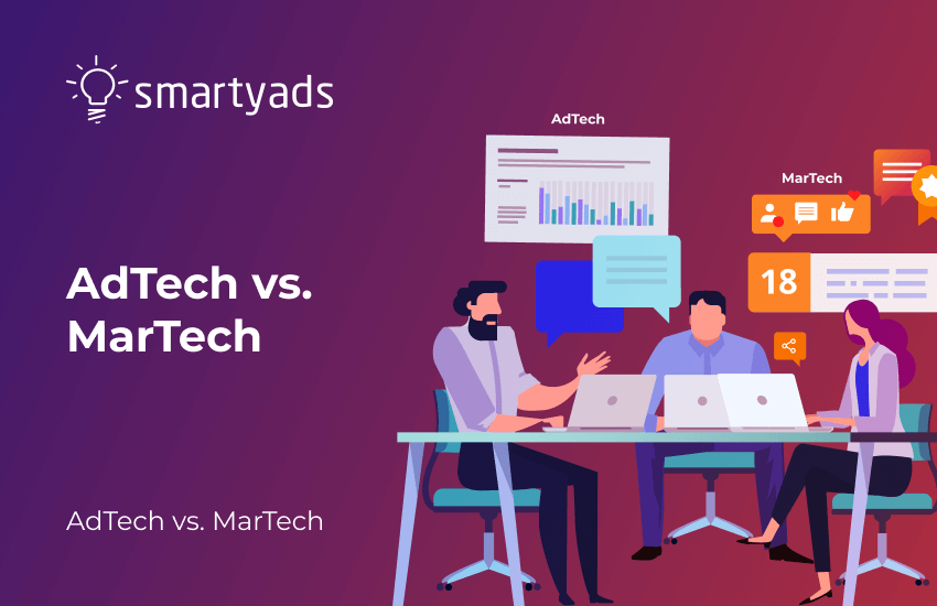 What is the Difference Between Adtech and Martech