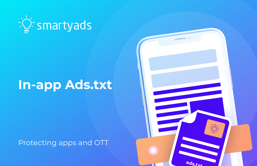 Ads.txt for in-app and OTT protection. Essential news