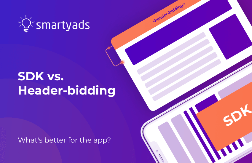 Mobile App Monetization: Why In-App Header Bidding Brings Better Revenue Stream Than SDK?