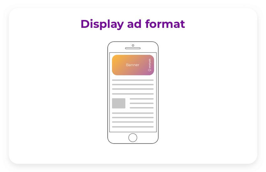 app display ad format