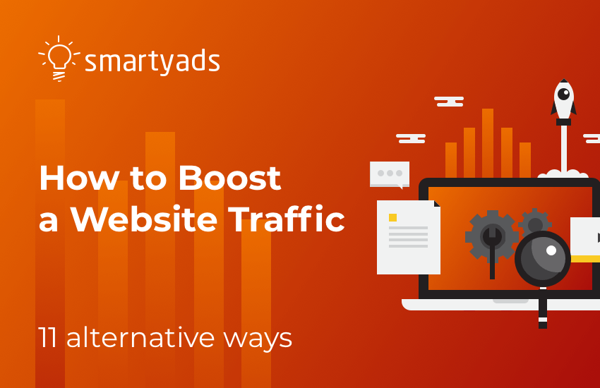 How to Increase Your Website Traffic: 11 Working Methods
