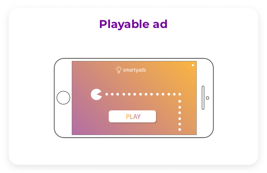 playable ad format