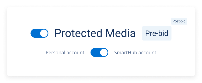 protected media SmartHub account