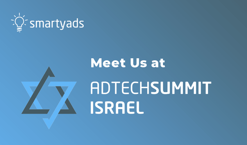 Meet us at IsraelAdTech 2016