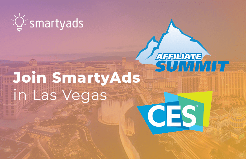 SmartyAds goes to Vegas
