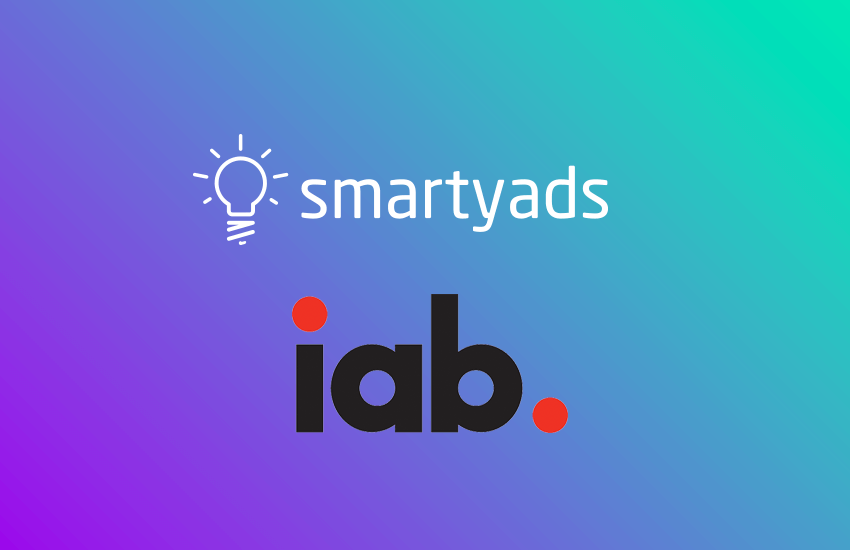SmartyAds is now an IAB member!