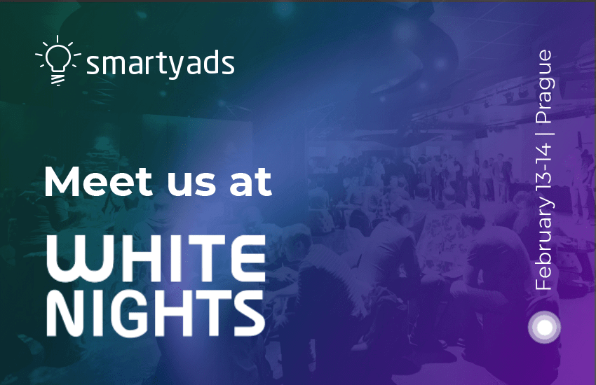 Let's talk programmatic at White Nights in Prague